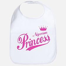 Nigerian Princess Bib