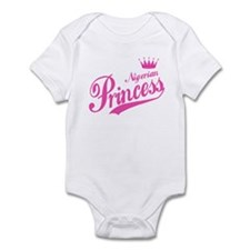 Nigerian Princess Infant Bodysuit