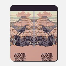 flip_flops_travel_grand_canyon Mousepad