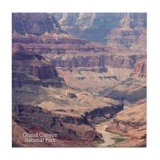 flip_flops_travel_grand_canyon_04 Tile Coaster