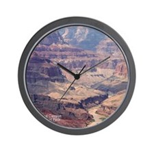 flip_flops_travel_grand_canyon_04 Wall Clock