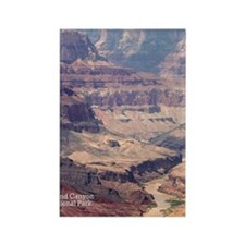 flip_flops_travel_grand_canyon_04 Rectangle Magnet