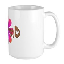 PharmD Pink flower Mug