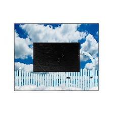 heavens gate denoised Picture Frame