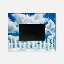 heavens gate denoised Picture Frame