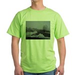 Snow Green T-Shirt