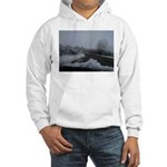 Snow Hooded Sweatshirt