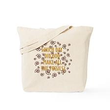 Fossils-dark shirt Tote Bag