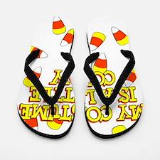 corny Flip Flops