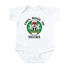 Made In Nigeria Infant Bodysuit