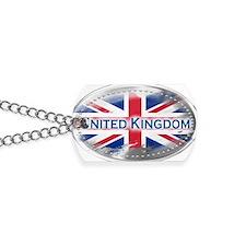 United Kingdom Dog Tags