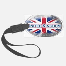 United Kingdom Luggage Tag