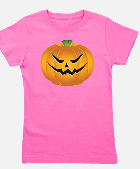 pumpkin8 Girl's Tee