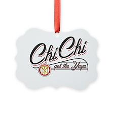 ChiChi-Wtes Ornament