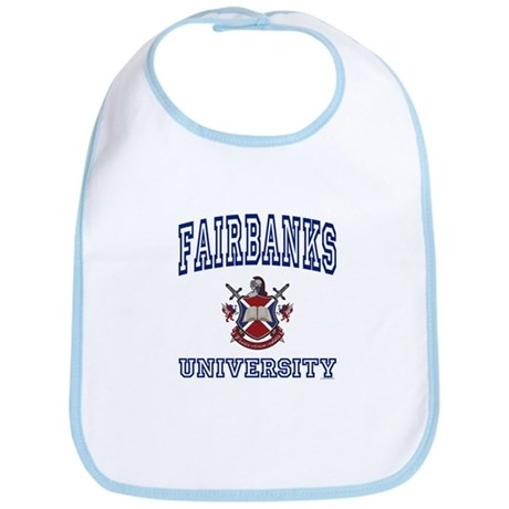 FAIRBANKS University Bib