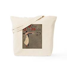 Hesitation Waltz Tote Bag