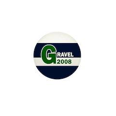 Gravel 2008 Mini Button