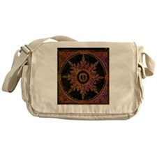 wind rose Messenger Bag