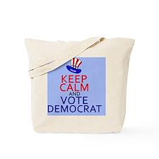 KCvotedemjournal Tote Bag
