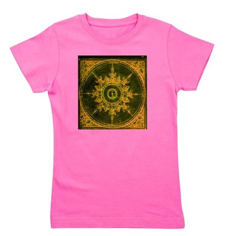 wind rose 1 Girl's Tee