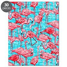 Flamingos Puzzle