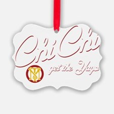Chi-Chi-drks Ornament