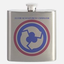 SSI - USARC - 311th Sustainment Command with Flask
