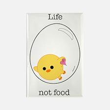 egg chick Rectangle Magnet (10 pack)