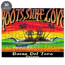 Roots Surf Love Puzzle
