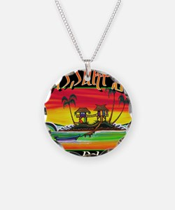 Roots Surf Love Necklace