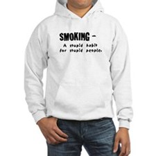 No smoking Hoodie
