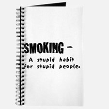 Cute Stop smoking Journal
