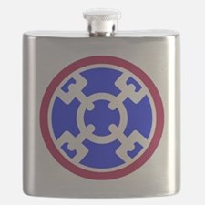 SSI - USARC - 310th Sustainment Command Flask