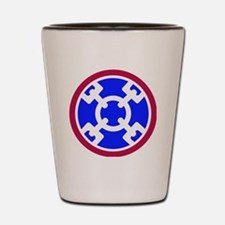 SSI - USARC - 310th Sustainment Command Shot Glass