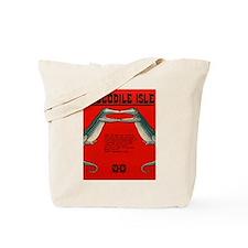 Crocodile Isle Tote Bag