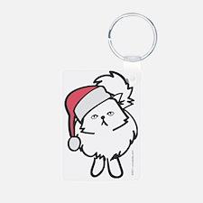 persian_santa Keychains