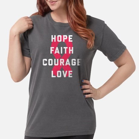 Hope Faith Courage Love