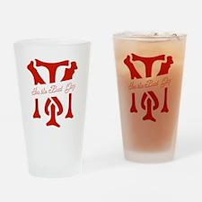 badguy-1 Drinking Glass