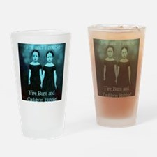 Double Double Drinking Glass