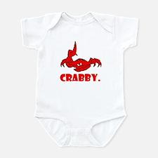 Crabby Infant Bodysuit
