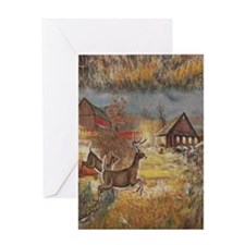 Wildlife and Outdoors Greeting Card
