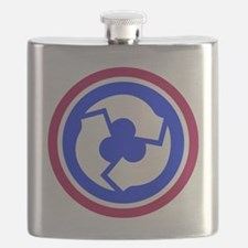SSI - USARC - 311th Sustainment Command Flask