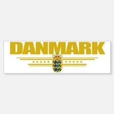 Denmark (Flag 10) pocket Sticker (Bumper)