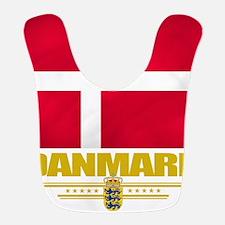 Denmark (Flag 10) Bib