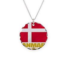 Denmark (Flag 10) Necklace