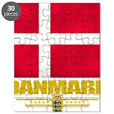 Denmark (Flag 10) Puzzle