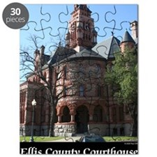 ellis-county-courthouse-poster Puzzle