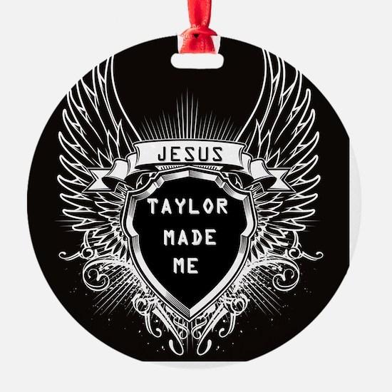 JESUSTAYLORMADEMEDESIGN Ornament