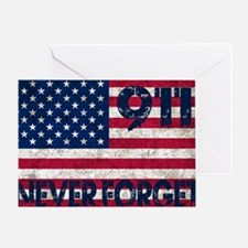 USA 911 Greeting Card