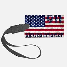 USA 911 Luggage Tag
